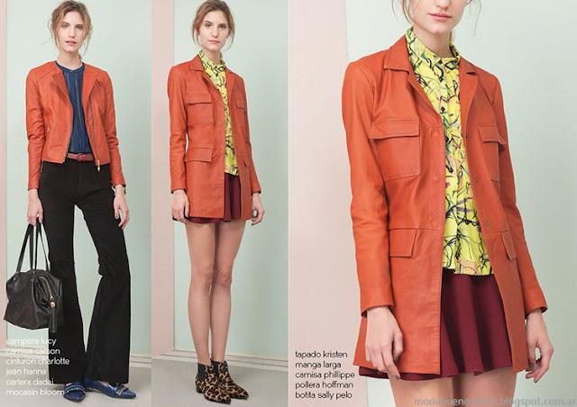 Las Pepas abrigos invierno 2015 moda mujer. Moda invierno 2015.