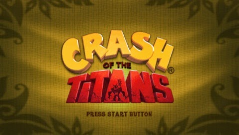 download Game PPSSPP Crash Of The Titans