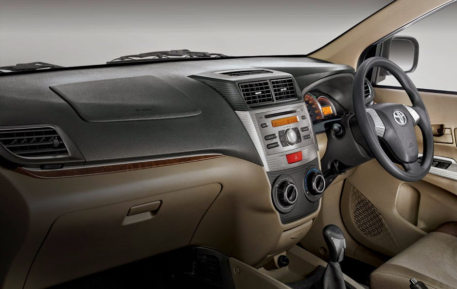 New Dashboard Desain Avanza Luxury 2015