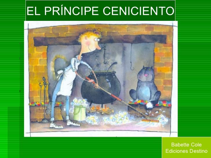 """ASÍ HEMOS CONTADO... """"EL PRINCIPE CENICIENTO"""""""
