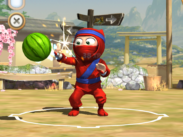 Image result for clumsy ninja