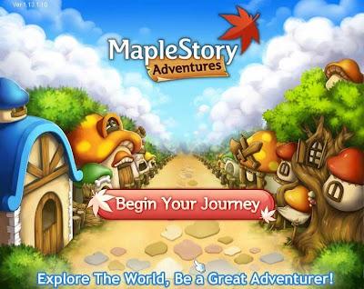 MapleStory Adventures - Start