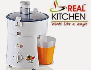Buy Real Kitchen Fresh Juicer at Lowest Online + Extra Rs. 300 off + Extra 35% Mobikwik Cashback.