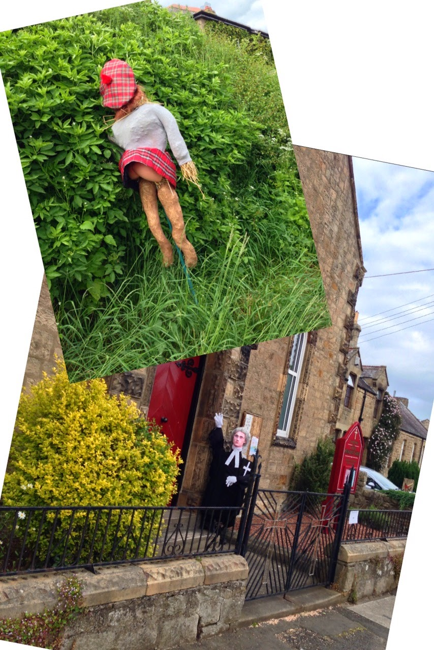 The Stanegate Scarecrow Trail