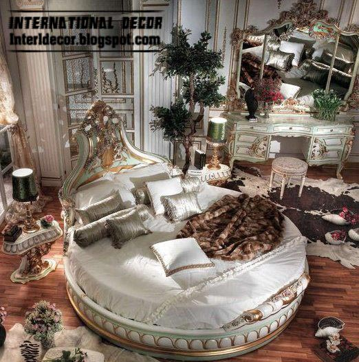 Luxury italy beds ancient italian beds furniture for Chambre a coucher royale