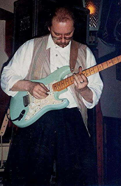 Walter Mojo Freter Blues Rock Guitar