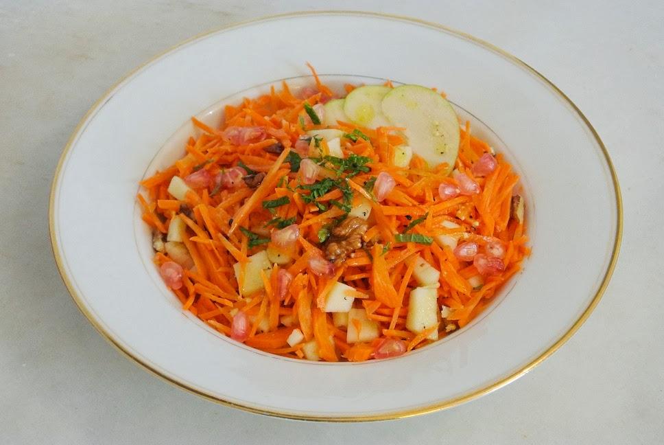 Ensalada de Zanahoria