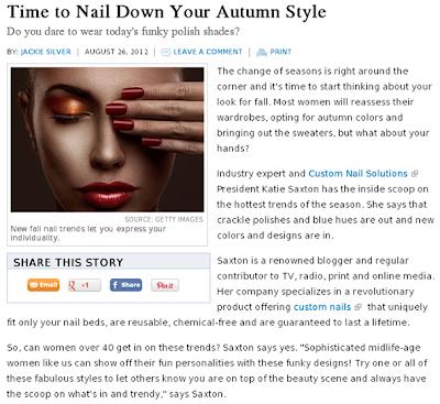 Autumn Nail Polishes, be prepared!