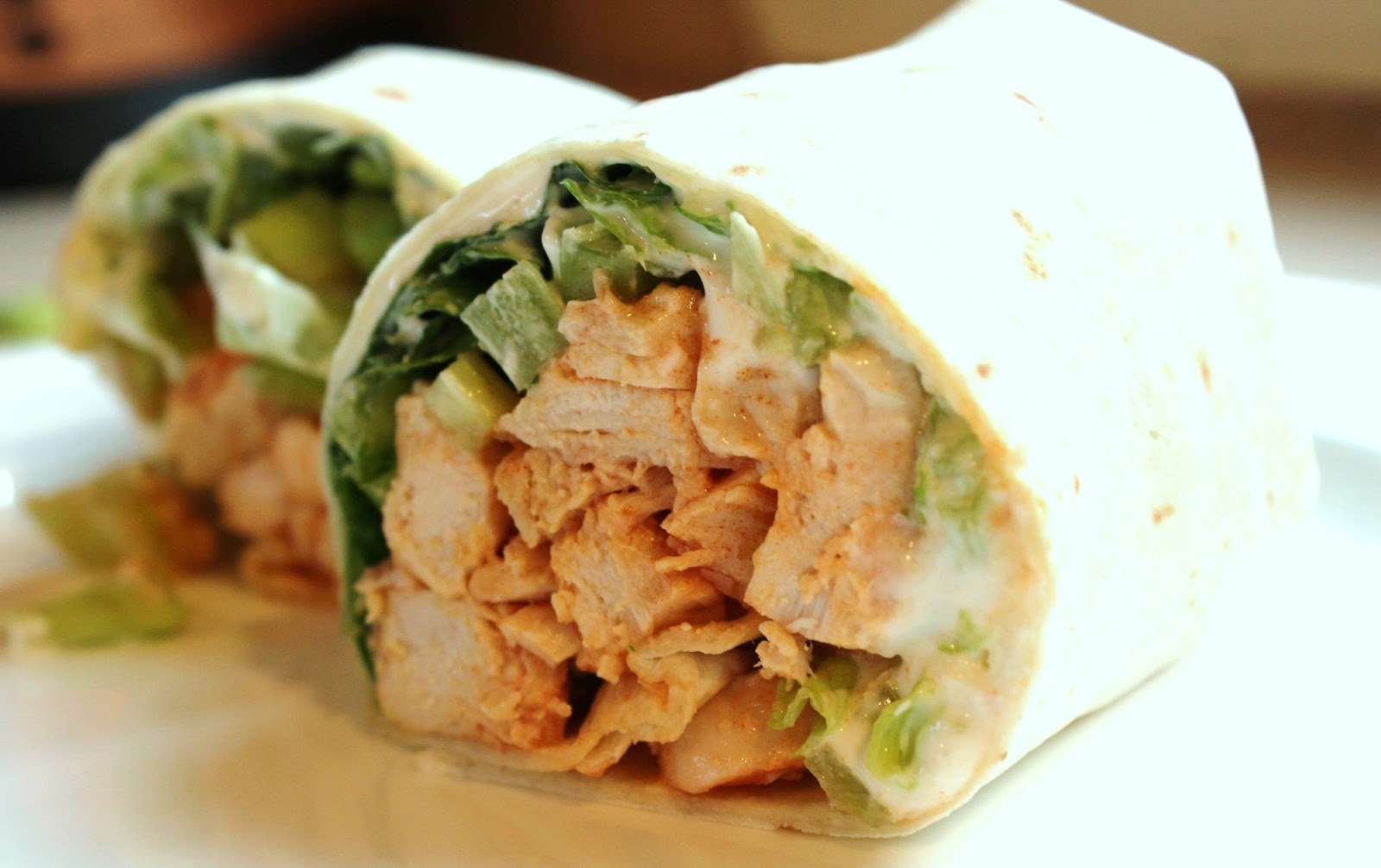 Hey, Mom! What's For Dinner?: Buffalo Chicken Wraps and ...