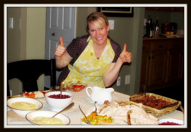 Raw Turkey Thanksgiving Mommy on the Spot raw chicken dare