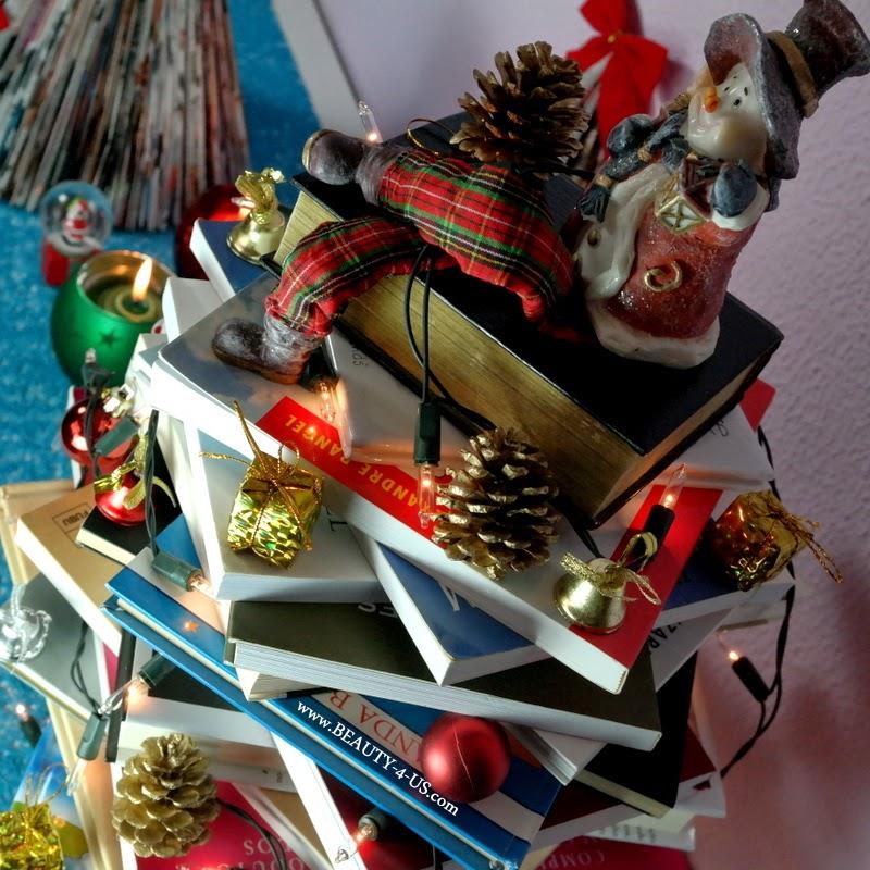DIY: Árvores de Natal