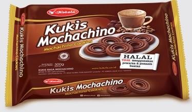 Biskuit Kokola Kukis Mochachino