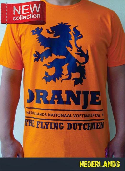 kaos distro bola belanda the oranje nuno distro