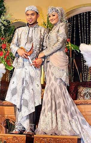 ... Muslim Modern - Model Baju Kebaya Pengantin Muslim