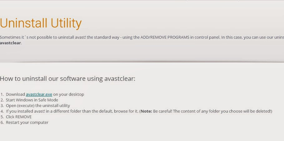 how to allow a website with avast