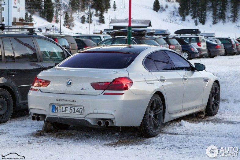 2013 BMW M6 Gran Coupe Prices and Pictures