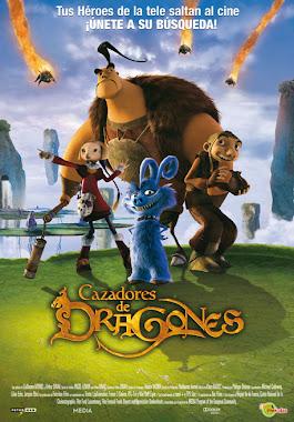 Cazadores de Dragones DVD Full Español Latino