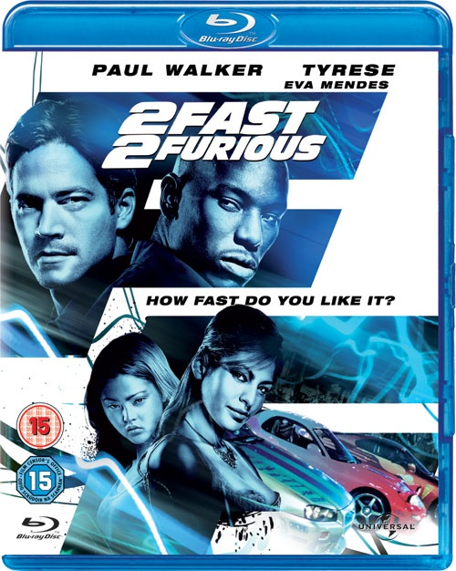 fast and furious2 +Rapido +Furioso (2003) Bluray Rip 720p 650MB [V.O.S.E]
