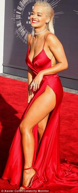 Rita Ora rocks N9m($56k) nails..