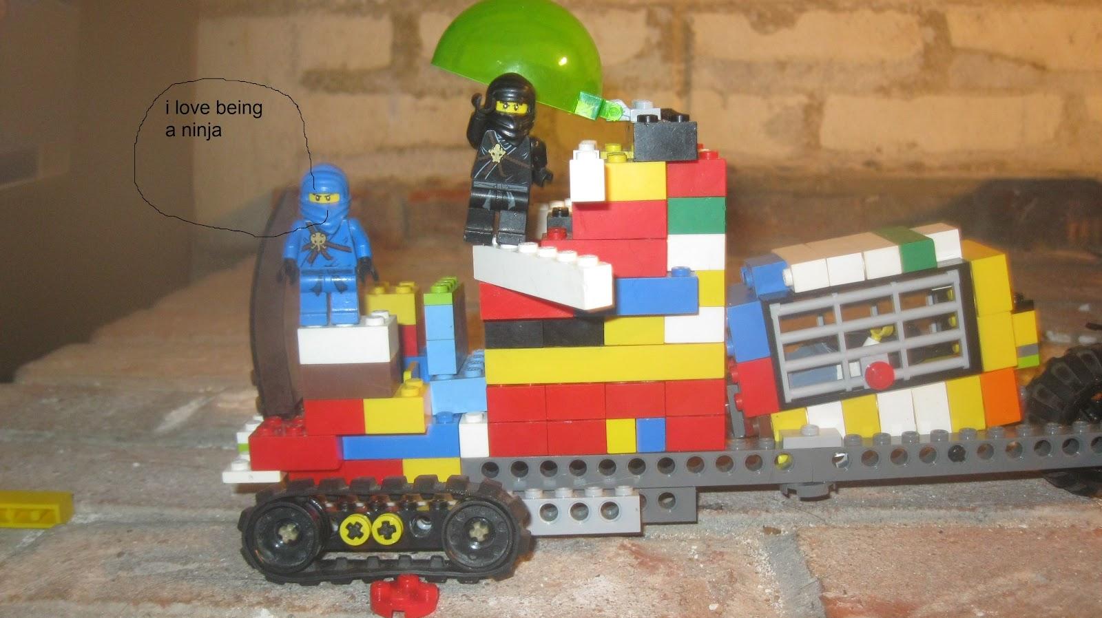the science bears lego creations ultra sonic raider 2