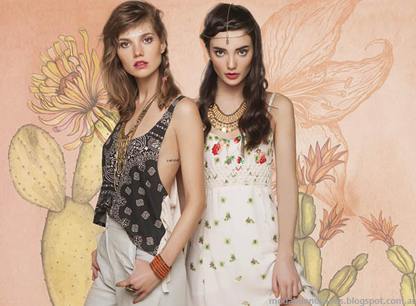 Primavera verano 2015 Rimmel colección moda 2015.
