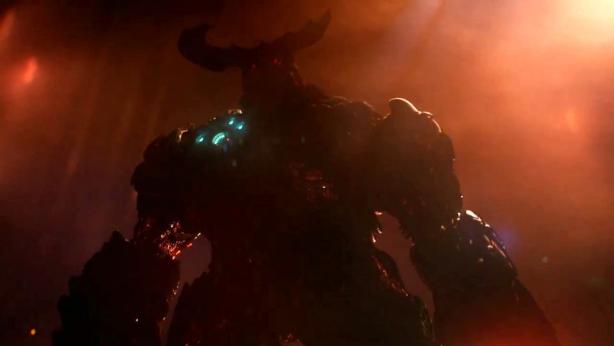 Doom 2014 cyberdemon
