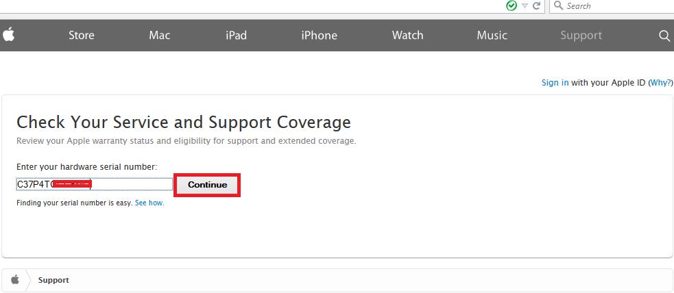 Cara Check iPhone Original atau Tidak