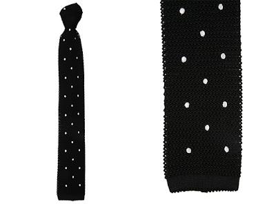 Вязаные галстуки фото