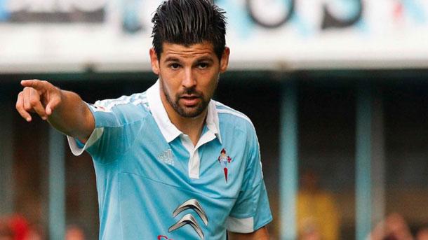 Nolito espera que FC Barcelona y Celta acaben convergiendo