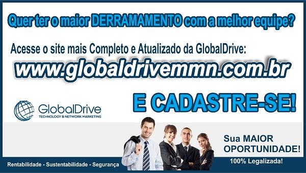 cadastre-se na globalDrive