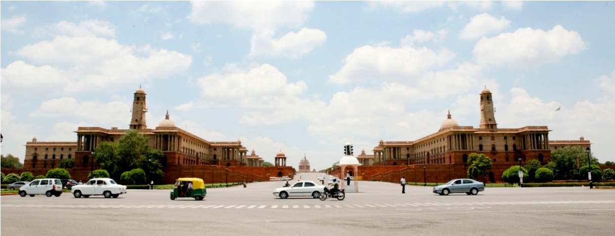 Delhi Magic: The Secretariat Building and the people who really ...