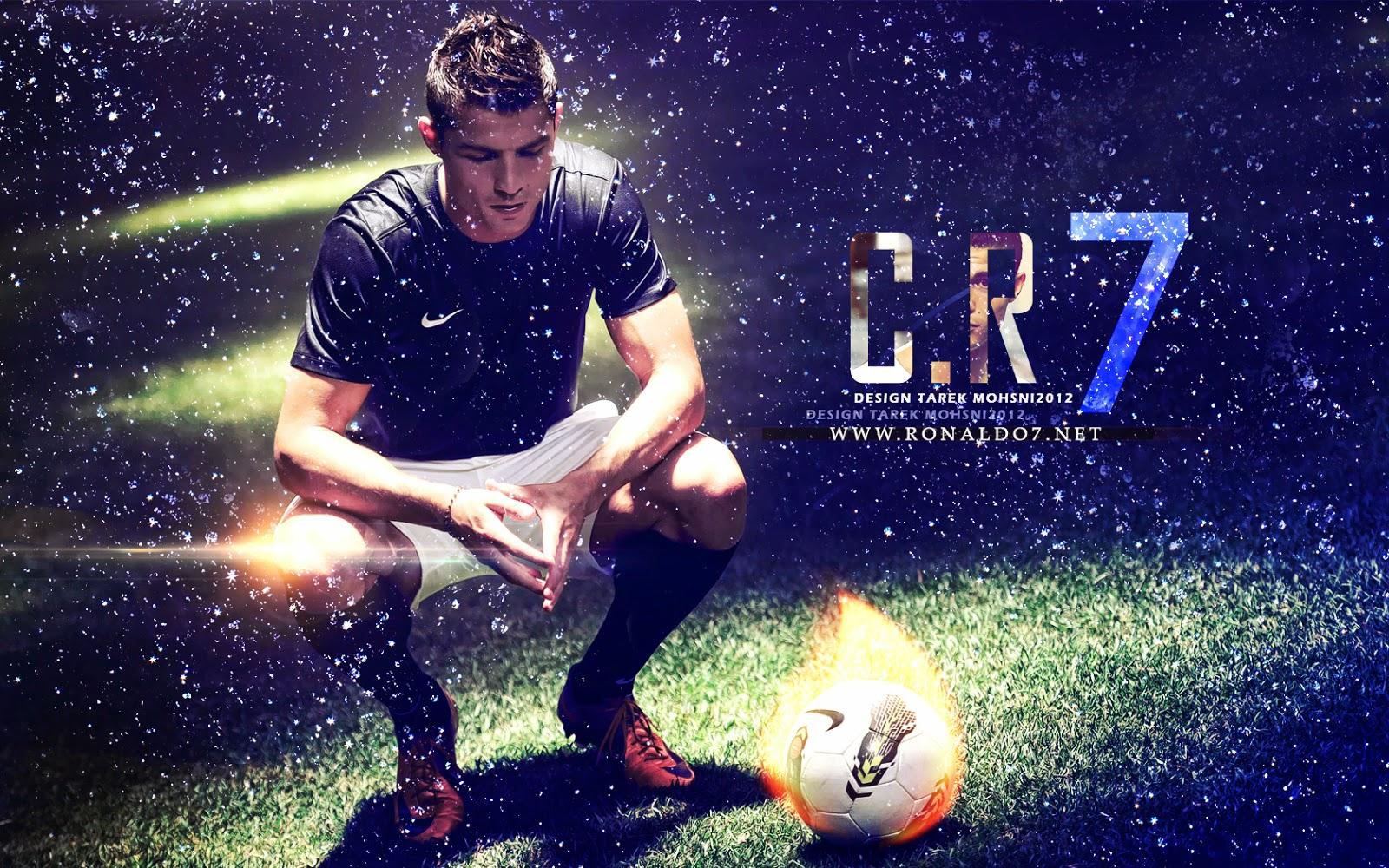 Cristiano Ronaldo Wallpaper HD Wide