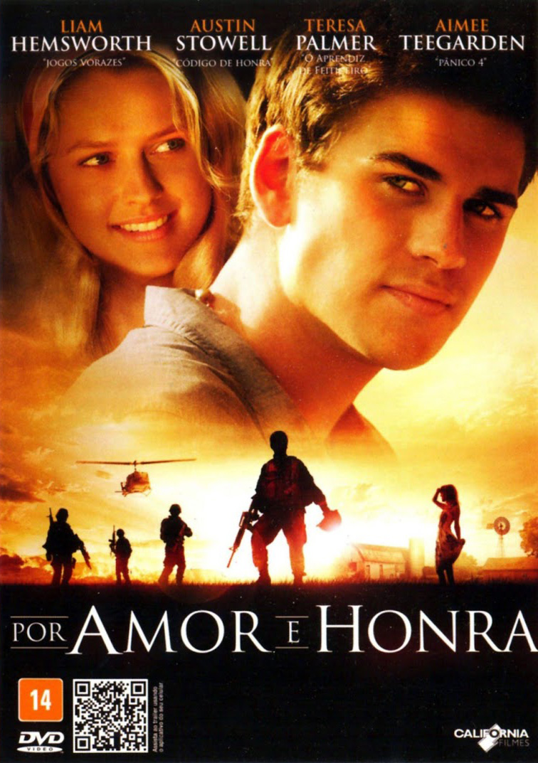 Por Amor e Honra (Dual Audio) BDRip XviD