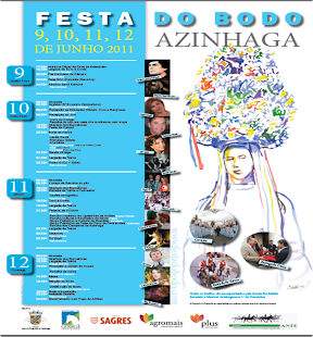 Festa do Bodo - Azinhaga do Ribatejo- Portugal