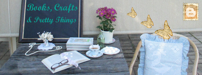 ♥ Books, Crafts & Pretty Things Blog