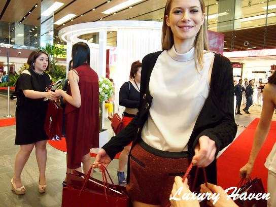 skii stempower airport launch goodie bags