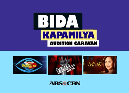 PBB Season 5 Auditions, The Voice of the Philippines Kids Scouting and Maalaala Mo Kaya Story fetching in Bida Kapamilya Caravan in Mandaue City, Cebu