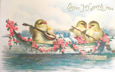 Gabrielle Meyer Way Back Whensday Victorian Easter Cards – Victorian Easter Cards