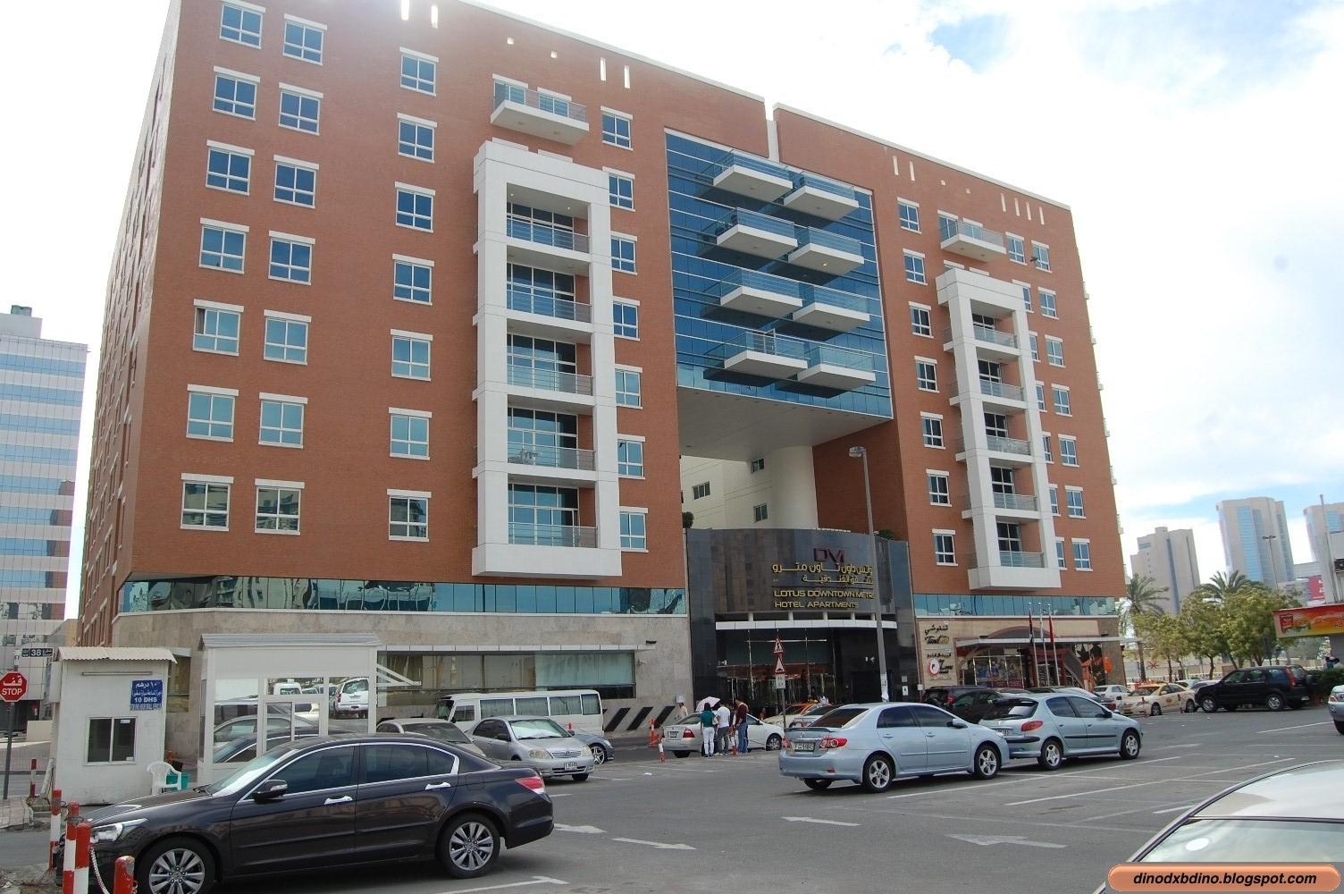 Lotus Downtown Metro Hotel Apartments Deira Dubai