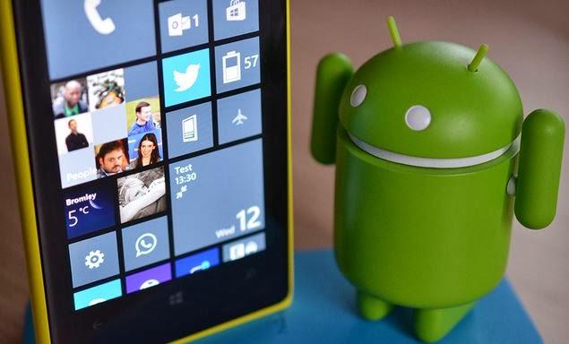 Windows dan Windows Phone akan bisa jalankan aplikasi Android?