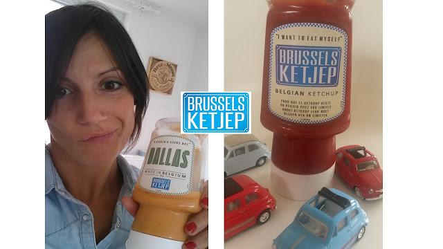 Brussels Ketjep les sauces