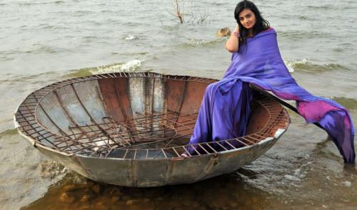 nikitha narayanan . hot photoshoot