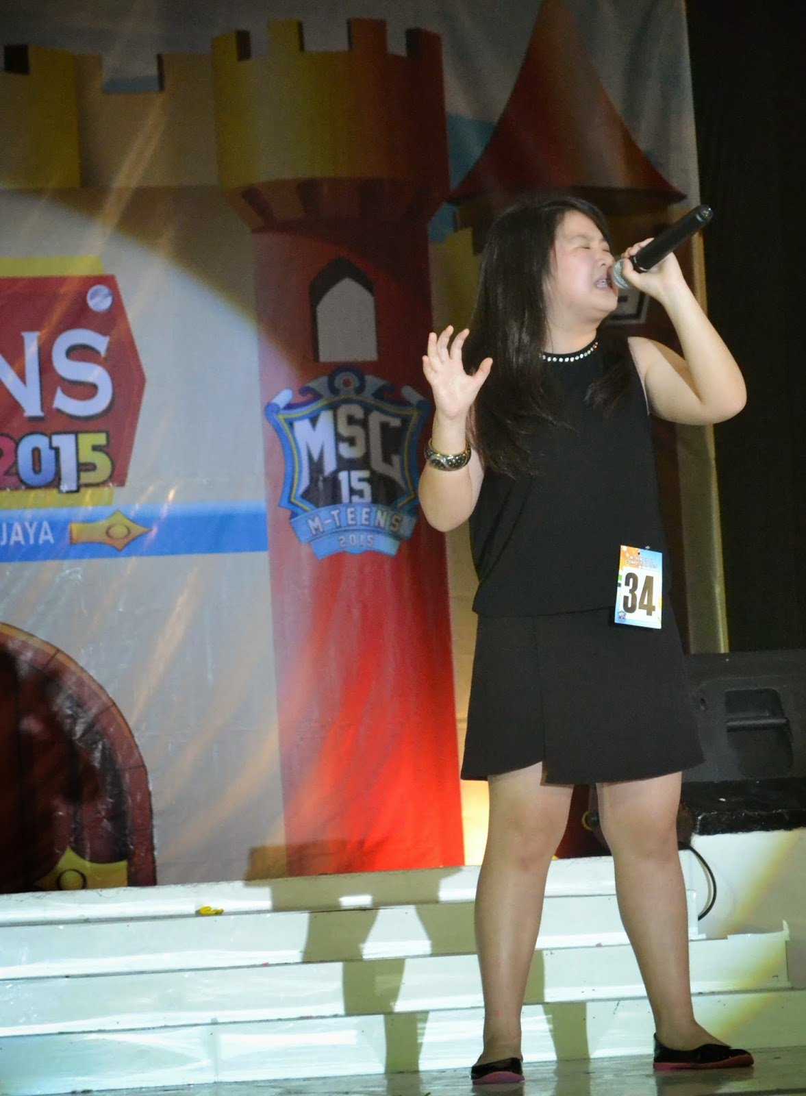 M-TEENS SCHOOL COMPETITION MALANG POST MSC2015 #DAY2,3