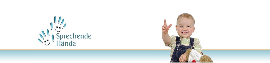 sprechende-haende.de - Der größte Blog über Kindergebärden