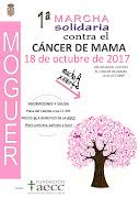 1ª MARCHA SOLIDARIA CONTRA EL CÁNCER DE MAMA