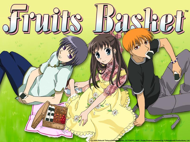 fruits basket yuki. her classmate Yuki Sohma