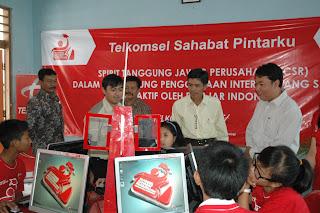 Telkomsel Peduli Pendidikan