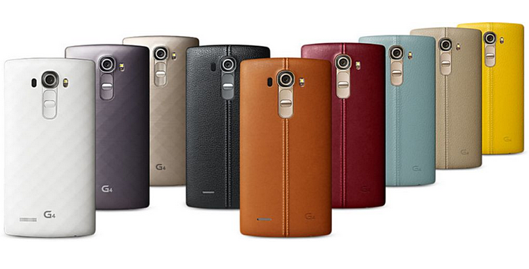 LG G4, LG G4 All Colors