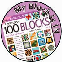QUILTMAKER'S 100 BLOCKS VOLUME 9