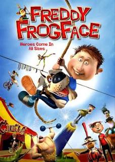 Freddy Frogface